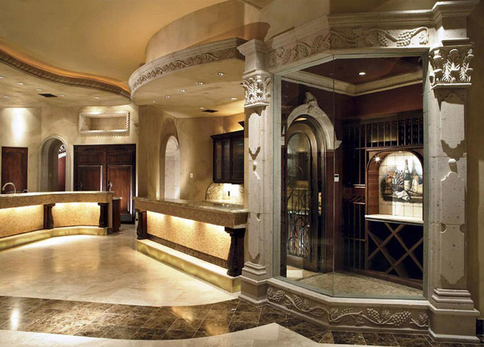 Pure Magnificence! Incorporate the timeless beauty with these beautiful hand carved cantera stone columns and surround.
